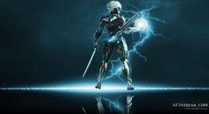 """A high-speed and intense new direction for the series."" At7addak.com's review of Metal Gear Rising"