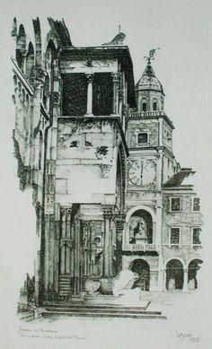 Modena,Duomo-china