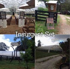 Insurgent set!! Insurgent comes out march 20, 2015!!! On my birthday!!!