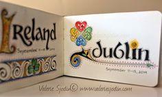 visual blessings - Discovering Ireland Travel Journal - Dublin