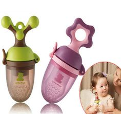 Produkttests von A bis Z: Baby Obstlutscher
