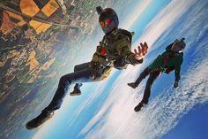 GoPro Hero 5 Black || La mejor cámara de Acción 4K Gopro Hero 5, Gopro Photography, Paratrooper, Paragliding, Skydiving, Extreme Sports, Beautiful World, Snowboard, Poses