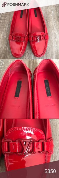ad6acd971932 100% authentic Louis Vuitton oxford loafers Pre owned oxford loafers in  excellent condition . Sign