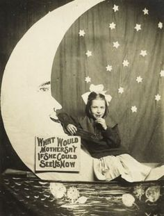 What would mother say if she could see us now? Paper Moon