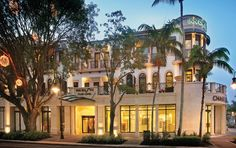 Inn on Fifth - Club Level Suites - new expansion to the downtown Naples hotel - Fifth Avenue South