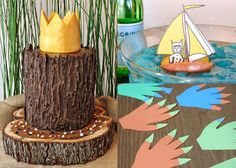 Where the Wild Things Are makes for a perfect party theme for little ones. Here…