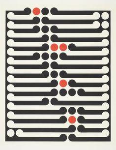 Gordon Walters: Tawa 1969 -Koru - Ngā Toi Arts Te Papa - Museum of New Zealand Te Papa Tongarewa Graphic Design Illustration, Illustration Art, Illustrations, Textures Patterns, Print Patterns, Maori Patterns, Maori Designs, New Zealand Art, Nz Art