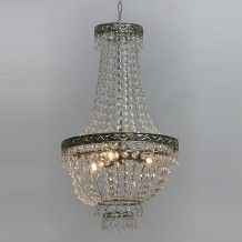 Add a touch of class to your home with a classic crystal, brass, gold or antique chandelier. Enjoy FREE and fast delivery to most of the UK on orders over Shop online now! Metal Chandelier, Antique Chandelier, Chandelier Pendant Lights, Branches, Lustre Metal, Great Gatsby Wedding, Art Deco Glass, Event Lighting, Fashion Lighting