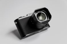 Leica Q (Type 116) — Minimally Minimal