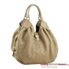 bc46c744596 Louis Vuitton Mahina Leather XL Biscuit  269.00 Size (LxHxD)  46 x 35 x