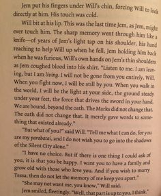 I've never cried so hard in my life before this scene, then I read the epilogue