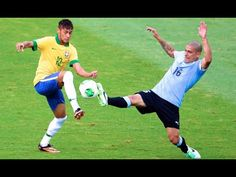 Brazil vs Uruguay 2   2 All Goals & Highlights March 25, 2016 HD