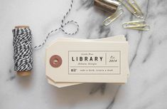 Little Free Library Rubber Stamp From the by SubstationPaperie