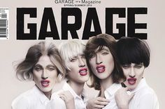Garage Magazine Tackles Vanity in Issue No. 4 - Fashion Memo Pad - Media - WWD.com