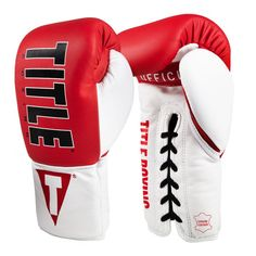 Genuine cowhide leather surrounds four-layers of EVA and sponge foam to provide a high level of protection with every punch. Fighting Gloves, International Games, Protective Gloves, Commonwealth Games, Combat Sport, Boxing Gloves, World Championship, High Level, Cowhide Leather