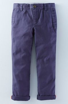 Mini Boden Cotton Twill Chino Pants (Toddler Boys, Little Boys & Big Boys) available at #Nordstrom