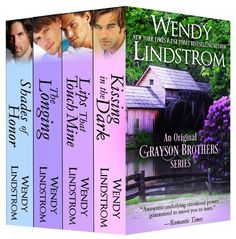 Grayson Brothers Series Boxed Set (4 books): Historical Romance by Wendy Lindstrom, http://www.amazon.com/dp/B0095JXIR4/ref=cm_sw_r_pi_dp_7zTsvb0S7YZ58