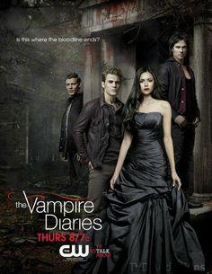 Vampire Diaries  Klaus  Stefan  Elena  Damon