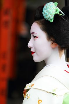 Geisha, absolute beauty