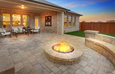 Tiana Outdoor Living Area