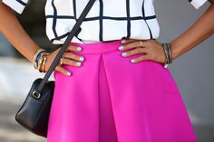 VivaLuxury - Fashion Blog by Annabelle Fleur: FULL ON FUCHSIA