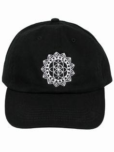 Mandala  Baseball Cap - Gold Soul - 1