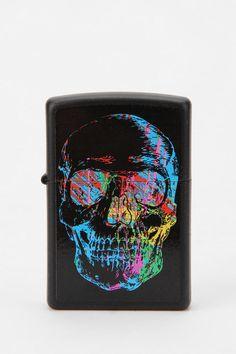 '80s Zippo Lighter