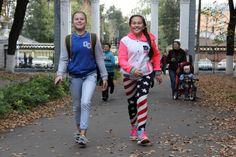 Около 750 тысячи шагов - таков результат коломенского этапа Всемирного дня ходьбы - http://kolomnaonline.ru/?p=16120