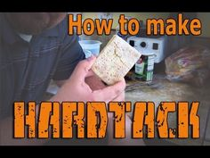 How to Make Hardtack: The Survival Food That Never Goes Bad