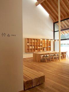 富山県小見地区コミュニティセンター(広谷純弘)家具