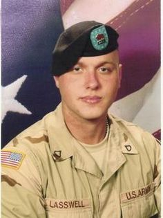 Army Cpl. Shawn T. Lasswell Jr.  Died April 23, 2006 Serving During Operation Iraqi Freedom  21, of Reno, Nev.; assigned to the 7th Squadron, 10th Cavalry Regiment, 1st Brigade Combat Team, 4th Infantry Division, Fort Hood, Texas; died of injuries sustained April 23 when an improvised explosive device detonated near his Humvee during combat operations in Taji, Iraq.