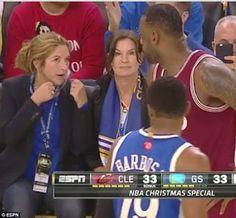 Latest news, USA Trends,News Hub: Don't disrespect the king! LeBron James catches Wa...