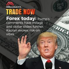Millennium-FX - A New Millennium For Trading Trump Comments, George Soros, Central Bank, Financial News, Stock Market, Norman, Investing
