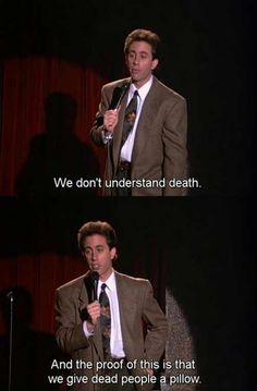25 Best Jerry Seinfeld Quotes & Funny Memes About Comedy Life & Love Tv Quotes, Movie Quotes, Funny Quotes, Funny Memes, Hilarious, Famous Quotes, Jerry Seinfeld Quotes, Seinfeld Meme, George Costanza