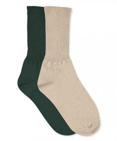Jefferies Socks Boys School Uniform Classic Rib Crew Dress Socks 2 Pair Pack
