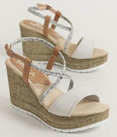 a34ae0ebc1aa Sbicca Lunetta Sandal - Women s Shoes in Stone