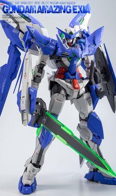POINTNET.COM.HK - MG 1/100 Gundam Amazing Exia