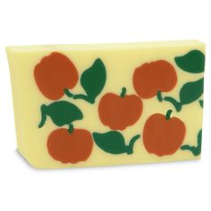 Bar Soap 5.8 oz. - PUMPKIN PATCH    Buttery citrus and a handful of spices, cinnamon, nutmeg and clove create an aroma that smells freshly baked.