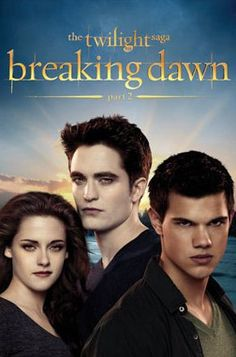 Breaking Dawn Part 2 DVD - Go ahead a mock me, I understand this is not the most sophisticated choice :)