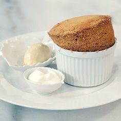Dark Chocolate-Lime Souffles | Recipe | Dark, Souffle Recipes and ...