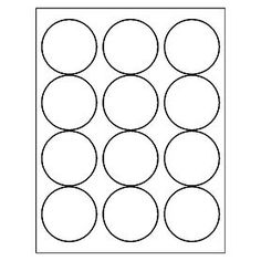 Free avery templates round label 20 per sheet packaging free avery templates round label 20 per sheet packaging pinterest round labels and template pronofoot35fo Gallery