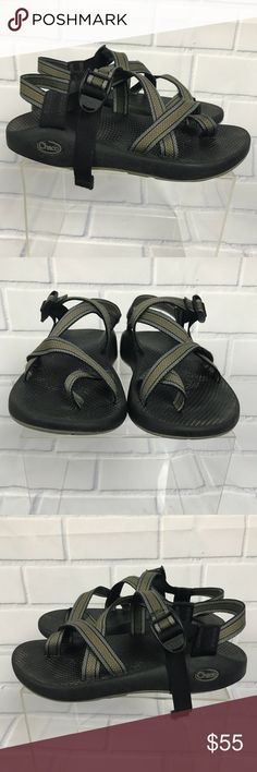 a2be16afec9cb7 Chaco Hiking Sandals Men Sz 8 Good condition with normal wear of insole and  outsole.