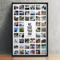 Living Personalised Father's Day Photo Print What Are Some Of The Different Types Of Welding?