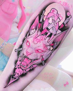 ⋆☽🚑💖👩🏼⚕️injection time👩🏼⚕️💖🚑☾⋆ Tattoo/artwork by Brando Chiesa ( Trendy Tattoos, Love Tattoos, Beautiful Tattoos, New Tattoos, Body Art Tattoos, Tattoo Artwork, Tattoo Drawings, Pastell Tattoo, Kawaii Tattoo
