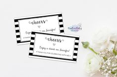 Drink Tickets - Wedding Drink Tickets - Drink Tokens - Drink Voucher - Free Drink Ticket - Complimentary Drink Ticket - Party Printable by CreativePartyDesigns on Etsy