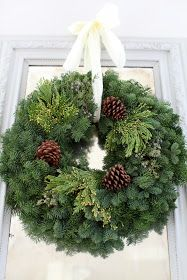 Dreamy Whites: Dreamy Whites Online Shop 200.00 Gift Card Giveaway and Wintersteen Farms Wreath Giveaway