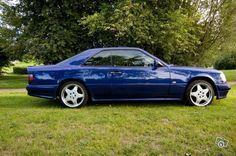 nice coupe - W 124