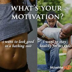 What's your motivation to be fit?! http://blog.movemefit.com/blog/monday-fitness-motivation-whats-your-motivation