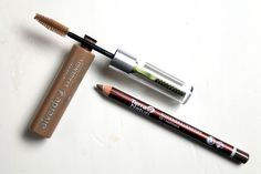 VEGAN EYEBROW GROOMING | Terra Naturi Eyebrow Pencil & Alverde Eyebrow Gel *ONCE UPON A CREAM Vegan Beauty Blog*