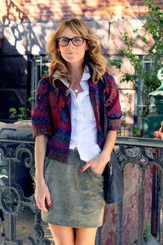 Hipster Mode für Damen - ein perfektes Outfit
